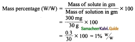 Samacheer Kalvi 10th Science Guide Chapter 9 Solutions 22
