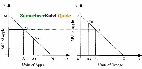 Samacheer Kalvi 11th Economics Guide Chapter 2 Consumption Analysis img 11