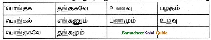 Samacheer Kalvi 5th Tamil Guide Chapter 6.1 உழவுப் பொங்கல் - 2