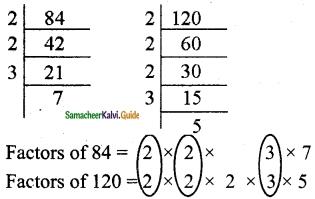 Samacheer Kalvi 6th Maths Guide Term 2 Chapter 1 Numbers Ex 1.2 3