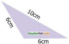 Samacheer Kalvi 6th Maths Guide Term 2 Chapter 4 Geometry Ex 4.3 1