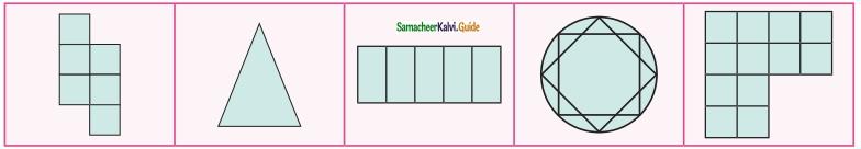 Samacheer Kalvi 6th Maths Guide Term 3 Chapter 4 Symmetry Ex 4.2 2