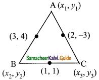 Samacheer Kalvi 9th Maths Guide Chapter 5 Coordinate Geometry Ex 5.6 8