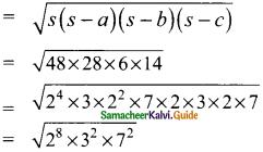 Samacheer Kalvi 9th Maths Guide Chapter 7 Mensuration Ex 7.1 15