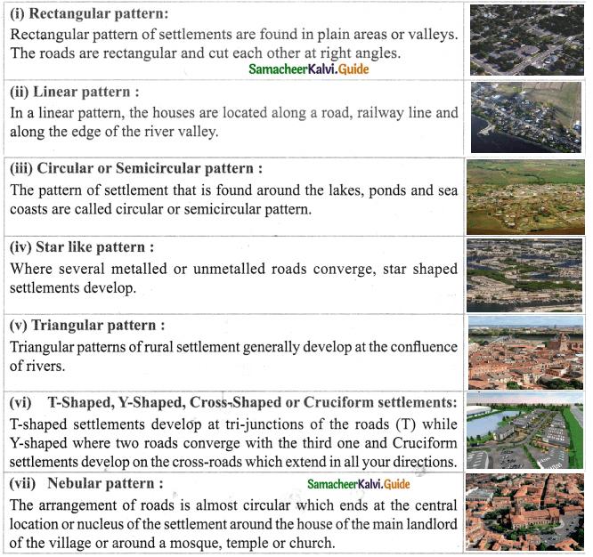 Samacheer Kalvi 9th Social Science Guide Geography Chapter 6 Man and Environment
