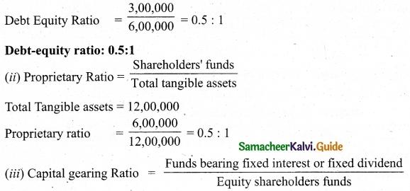 Tamil Nadu 12th Accountancy Model Question Paper 5 English Medium 49