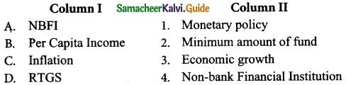 Tamil Nadu 12th Economics Model Question Paper 5 English Medium 1