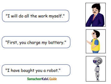 Samacheer Kalvi 4th English Guide Term 1 Prose Chapter 1 A World with Robots 3