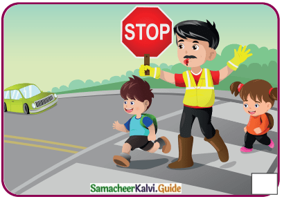 Samacheer Kalvi 8th English Guide Supplementary Chapter 5 When Instinct Works 4
