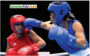 Samacheer Kalvi 11th English Guide Prose Chapter 2 The Queen of Boxing 3