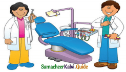 Samacheer Kalvi 11th English Guide Supplementary Chapter 3 The First Patient 1