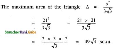 Samacheer Kalvi 11th Maths Guide Chapter 3 Trigonometry Ex 3.9 31