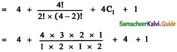 Samacheer Kalvi 11th Maths Guide Chapter 4 Combinatorics and Mathematical Induction Ex 4.2 6