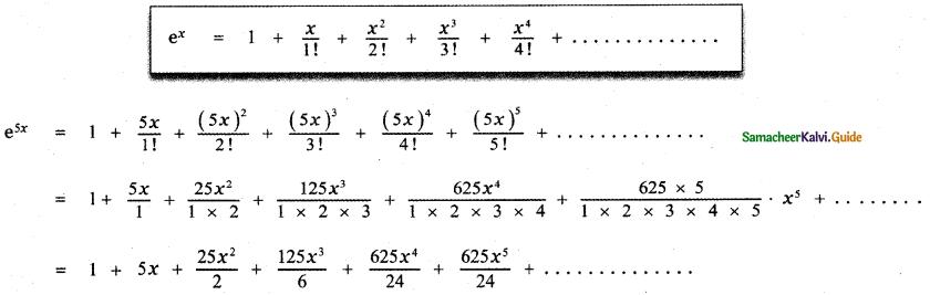 Samacheer Kalvi 11th Maths Guide Chapter 5 Binomial Theorem, Sequences and Series Ex 5.4 14