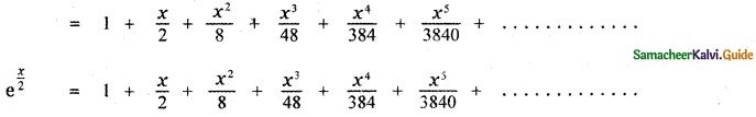 Samacheer Kalvi 11th Maths Guide Chapter 5 Binomial Theorem, Sequences and Series Ex 5.4 17