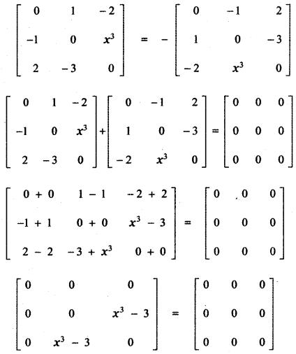 Samacheer Kalvi 11th Maths Guide Chapter 7 Matrices and Determinants Ex 7.1 59
