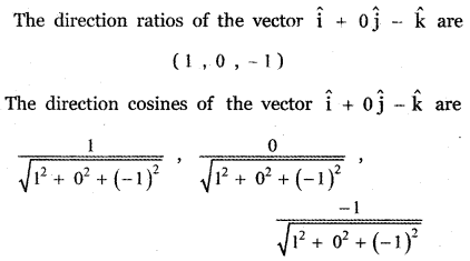 Samacheer Kalvi 11th Maths Guide Chapter 8 Vector Algebra - I Ex 8.2 15