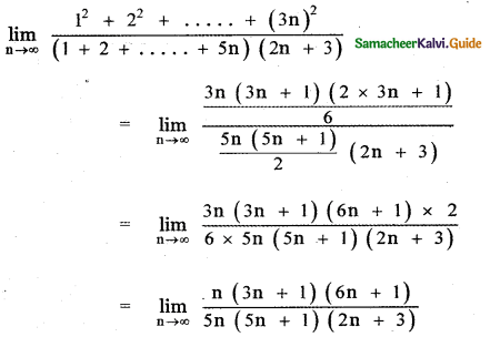 Samacheer Kalvi 11th Maths Guide Chapter 9 Limits and Continuity Ex 9.3 21