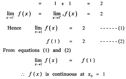 Samacheer Kalvi 11th Maths Guide Chapter 9 Limits and Continuity Ex 9.5 34