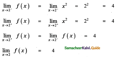 Samacheer Kalvi 11th Maths Guide Chapter 9 Limits and Continuity Ex 9.5 49