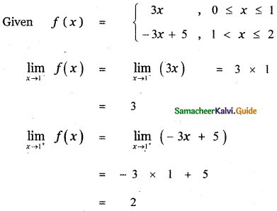 Samacheer Kalvi 11th Maths Guide Chapter 9 Limits and Continuity Ex 9.6 28