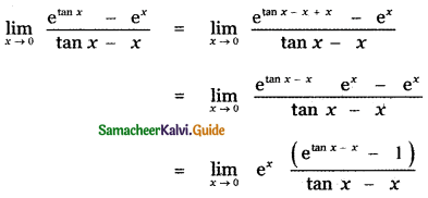 Samacheer Kalvi 11th Maths Guide Chapter 9 Limits and Continuity Ex 9.6 44