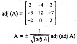 Samacheer Kalvi 12th Maths Guide Chapter 1 Applications of Matrices and Determinants Ex 1.1 23
