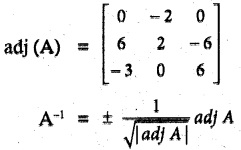 Samacheer Kalvi 12th Maths Guide Chapter 1 Applications of Matrices and Determinants Ex 1.1 26