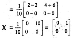 Samacheer Kalvi 12th Maths Guide Chapter 1 Applications of Matrices and Determinants Ex 1.1 38
