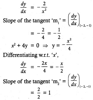 Samacheer Kalvi 12th Maths Guide Chapter 7 Applications of Differential Calculus Ex 7.2 5