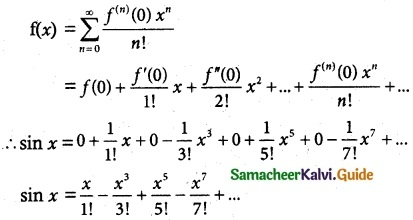 Samacheer Kalvi 12th Maths Guide Chapter 7 Applications of Differential Calculus Ex 7.4 2