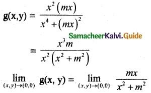 Samacheer Kalvi 12th Maths Guide Chapter 8 Differentials and Partial Derivatives Ex 8.3-3
