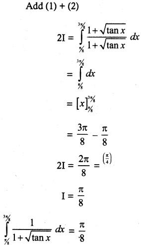 Samacheer Kalvi 12th Maths Guide Chapter 9 Applications of Integration Ex 9.3 21
