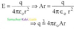 Samacheer Kalvi 12th Physics Guide Chapter 1 Electrostatics 122