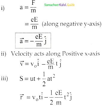 Samacheer Kalvi 12th Physics Guide Chapter 1 Electrostatics 76