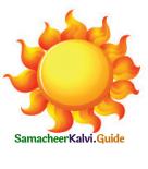 Samacheer Kalvi 4th English Guide Term 2 poem 2 Be Honest 22