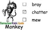 Samacheer Kalvi 4th English Guide Term 3 Supplementary 1 The mistaken plate 9