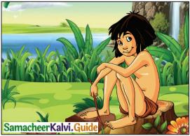 Samacheer Kalvi 6th English Guide Term 3 Play Chapter 1 The Jungle Book 5