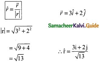Samacheer Kalvi 11th Physics Guide Chapter 2 Kinematics 43