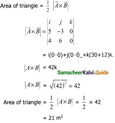 Samacheer Kalvi 11th Physics Guide Chapter 2 Kinematics 56