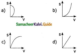 Samacheer Kalvi 11th Physics Guide Chapter 2 Kinematics 81