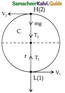 Samacheer Kalvi 11th Physics Guide Chapter 4 Work, Energy and Power 46