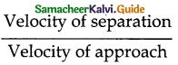Samacheer Kalvi 11th Physics Guide Chapter 4 Work, Energy and Power 5