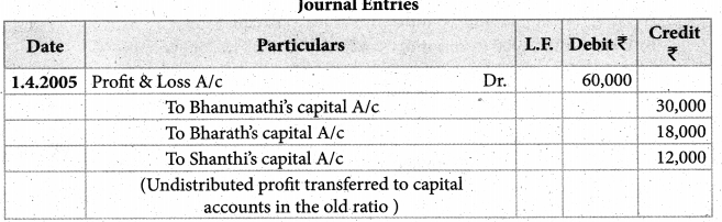 Samacheer Kalvi 12th Accountancy Guide Chapter 6 Retirement and Death of a Partner 65