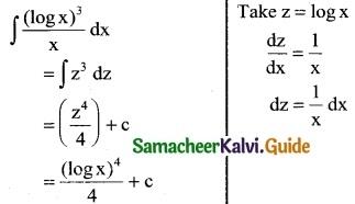 Samacheer Kalvi 12th Business Maths Guide Chapter 2 Integral Calculus I Ex 2.6 3