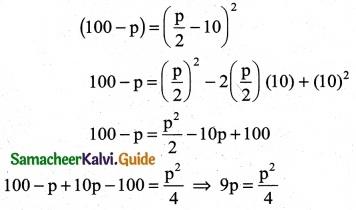 Samacheer Kalvi 12th Business Maths Guide Chapter 3 Integral Calculus II Ex 3.3 9