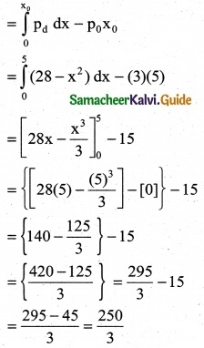 Samacheer Kalvi 12th Business Maths Guide Chapter 3 Integral Calculus II Ex 3.4 4