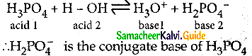 Samacheer Kalvi 12th Chemistry Guide Chapter 8 Ionic Equilibrium 10