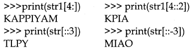 Samacheer Kalvi 12th Computer Science Guide Chapter 8 Strings and String Manipulations 1