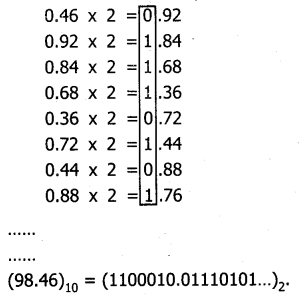 Samacheer Kalvi 11th Computer Science Guide Chapter 2 Number Systems 9